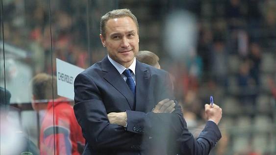 Хоккейный «Спартак» сократил основного тренера Германа Титова