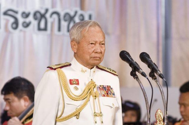 Кронпринц Таиланда подтвердил свое стремление унаследовать престол