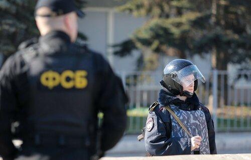 Упоротые и невменяемые: ФСБ России в Крыму приняло бой с диверсантами разведки Минобороны Украины