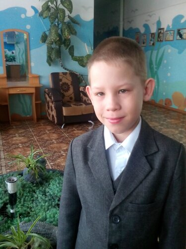 дети школы-интерната, Чумаково