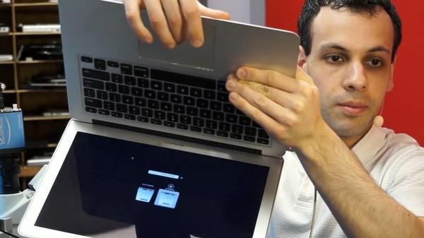 Как идиоты чинят ноутбуки Apple