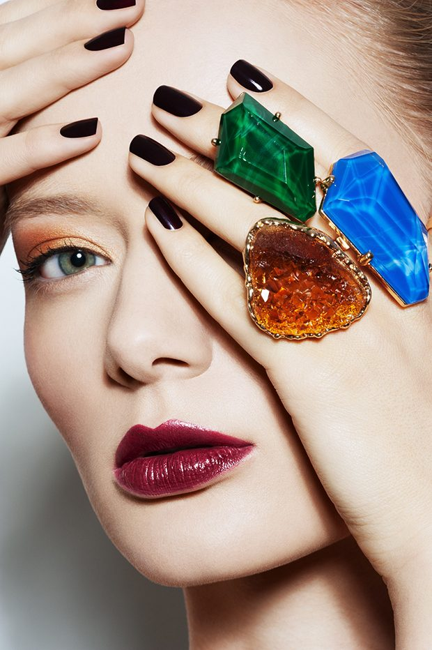 Bejewelled by Camilla Camaglia for BEAUTY SCENE