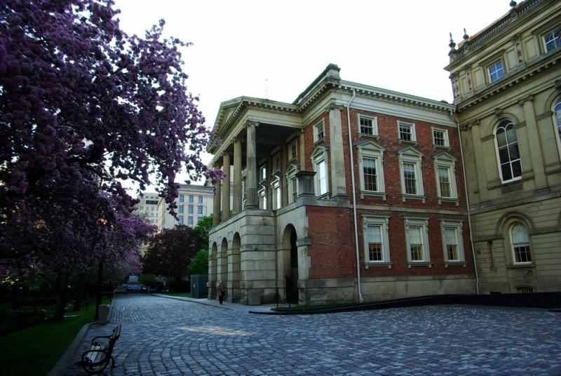 Osgoode Hall.