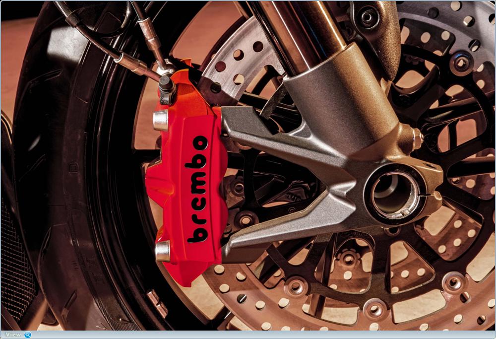 Мотоцикл Ducati Diavel Diesel 2017