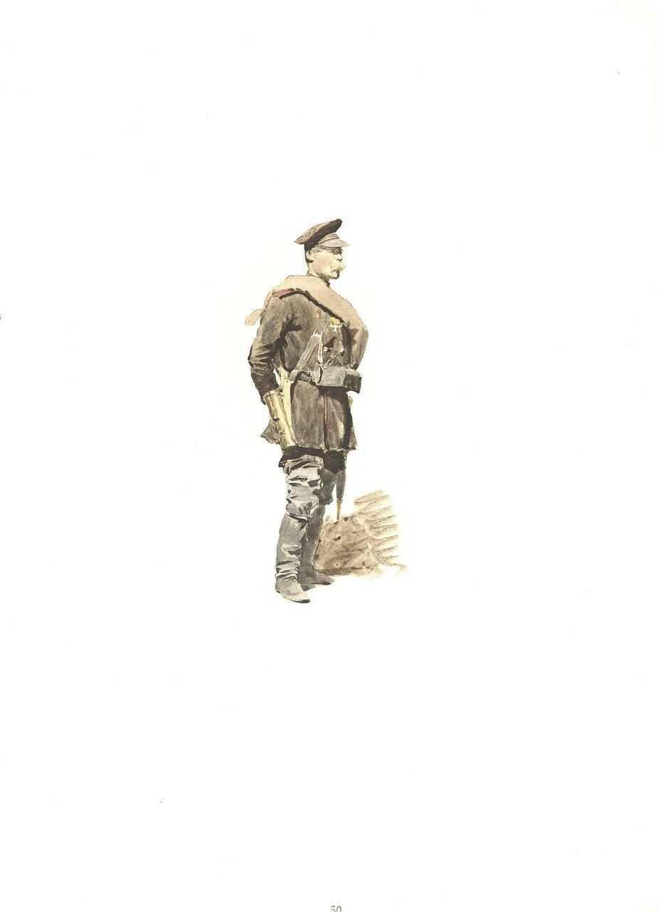 59. Рядовой куринского полка