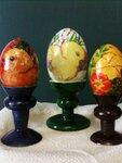 """Трубачов Николай (рук. Спиридонов Сергей Алексеевич) - """"Пасхальные яйца"""""""