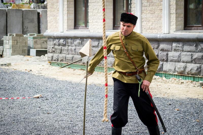 Фестиваль казачьей культуры