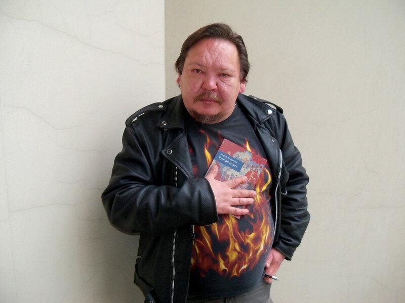Андрей Чемоданов, 19 мая 2016