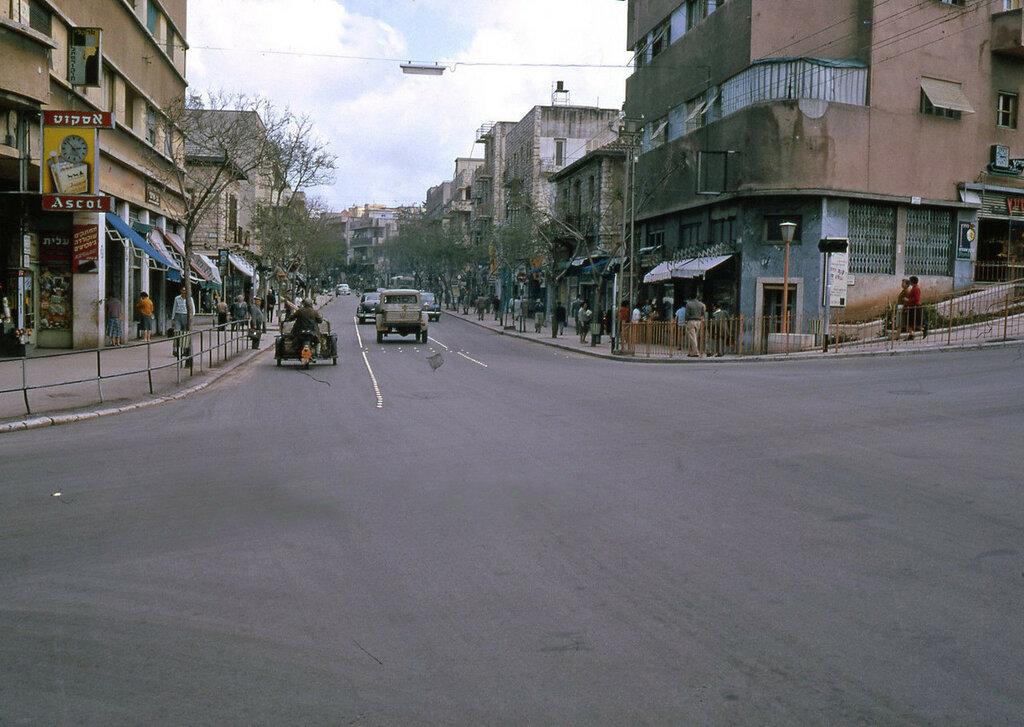 1961 Израиль Хайфа.JPG