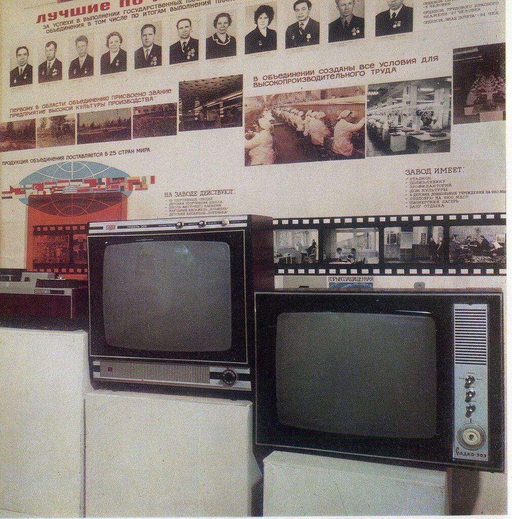 1981 Экспозиция Промышленность Новгорода в период развитого социализма. Из альбома Новгород. Лениздат, 1981.jpg
