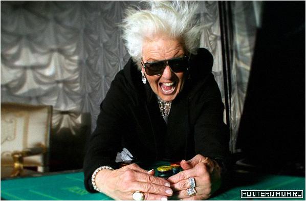 Супер-бабушка 40 лет покоряет казино Америки