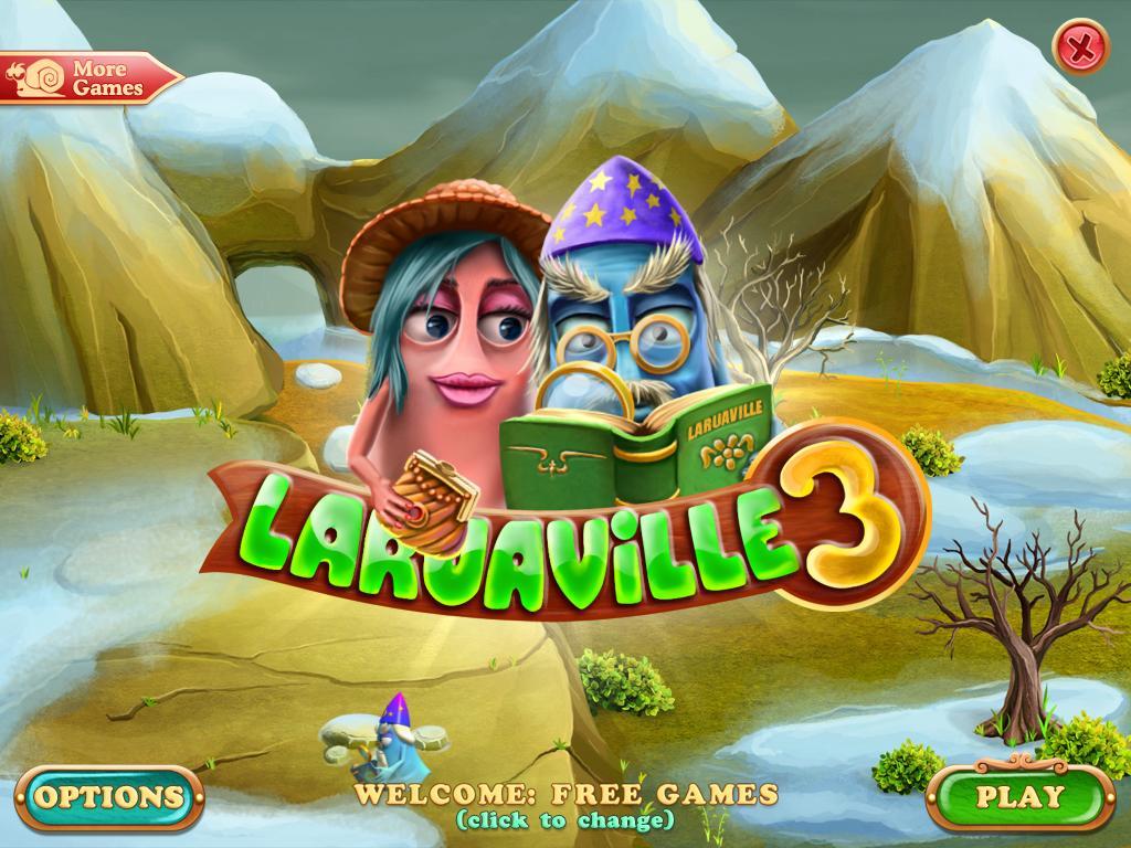 Laruaville 3 | Ларуавиль 3 (EN)