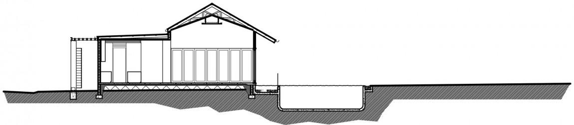 Проект дома Dune House от Wolveridge Architects