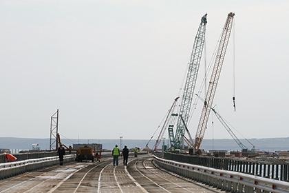 Подрядчик возведения Керченского моста подал всуд наTurkuaz Shipping