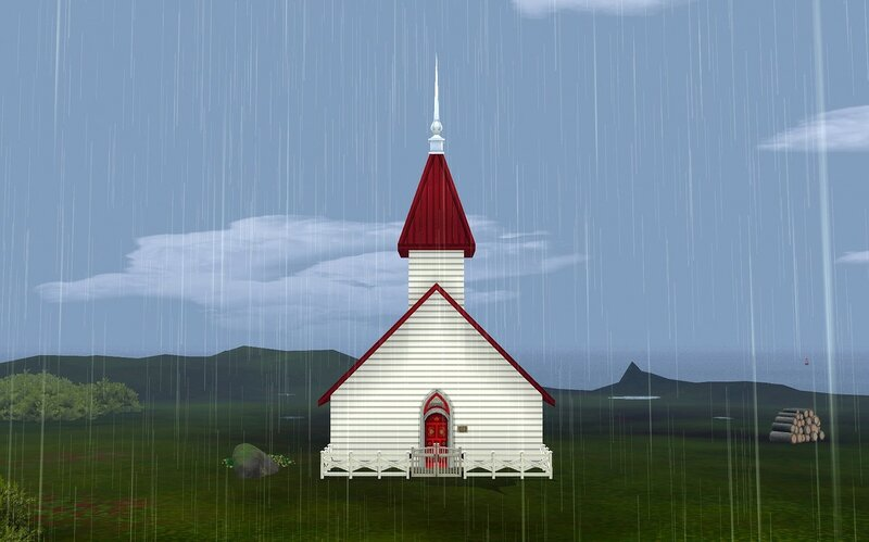 Simple Church by ihelenSimple Church by ihelen