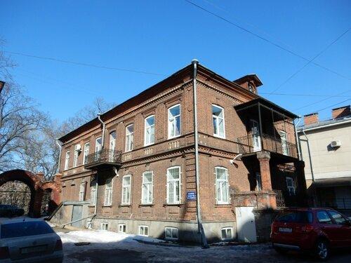 Дом купца Николая Андреевича Гусева 2-я пол. XIX в.