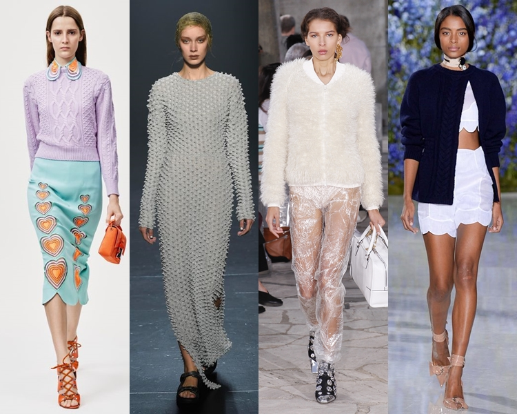 Women's Knitwear Spring/Summer 2016 Fashion Trends picture 7