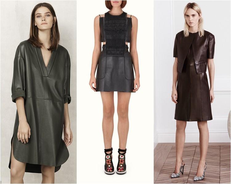 Модные короткие платья 2016 фото 14