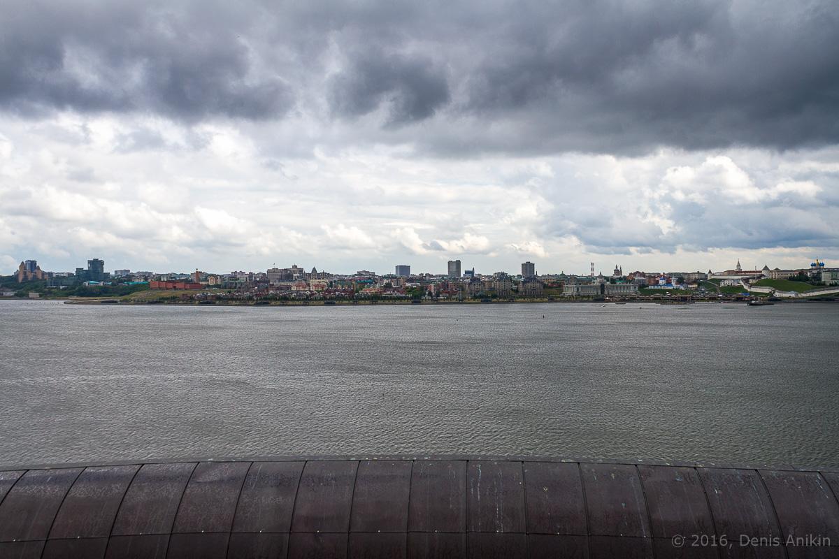 Казань с крыши Казана 10