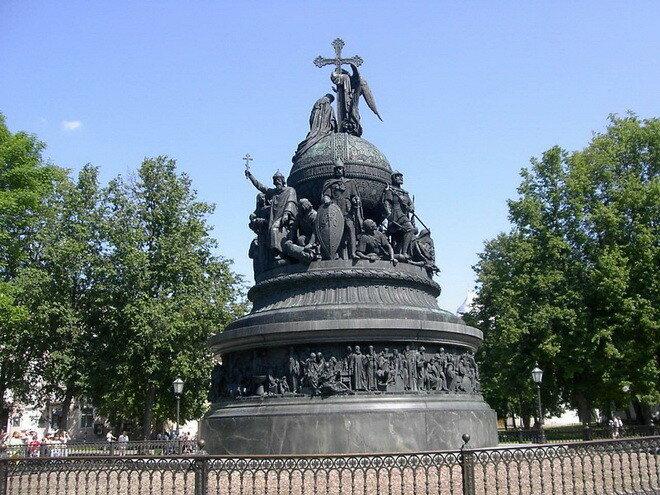 Новгородский Кремль