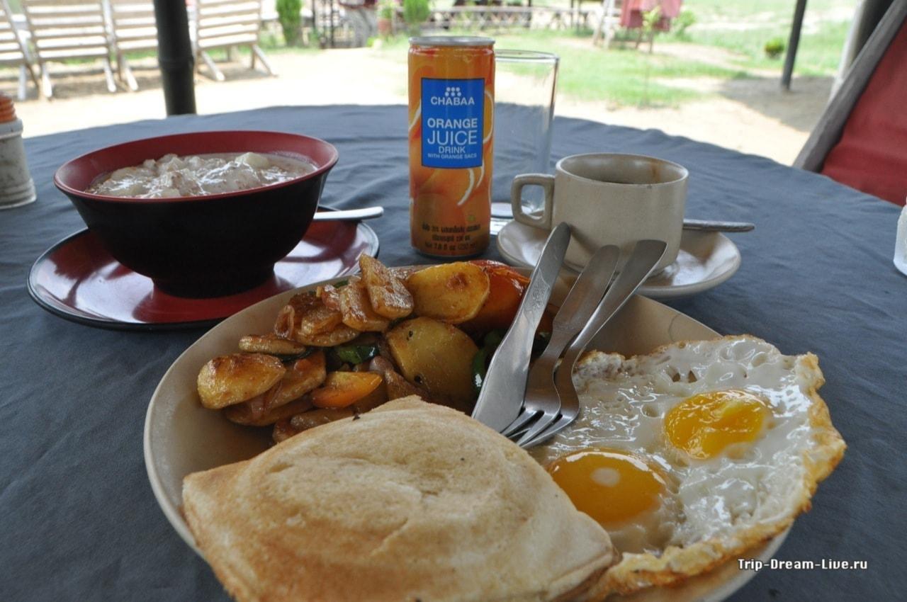 Наш обедо-завтрак