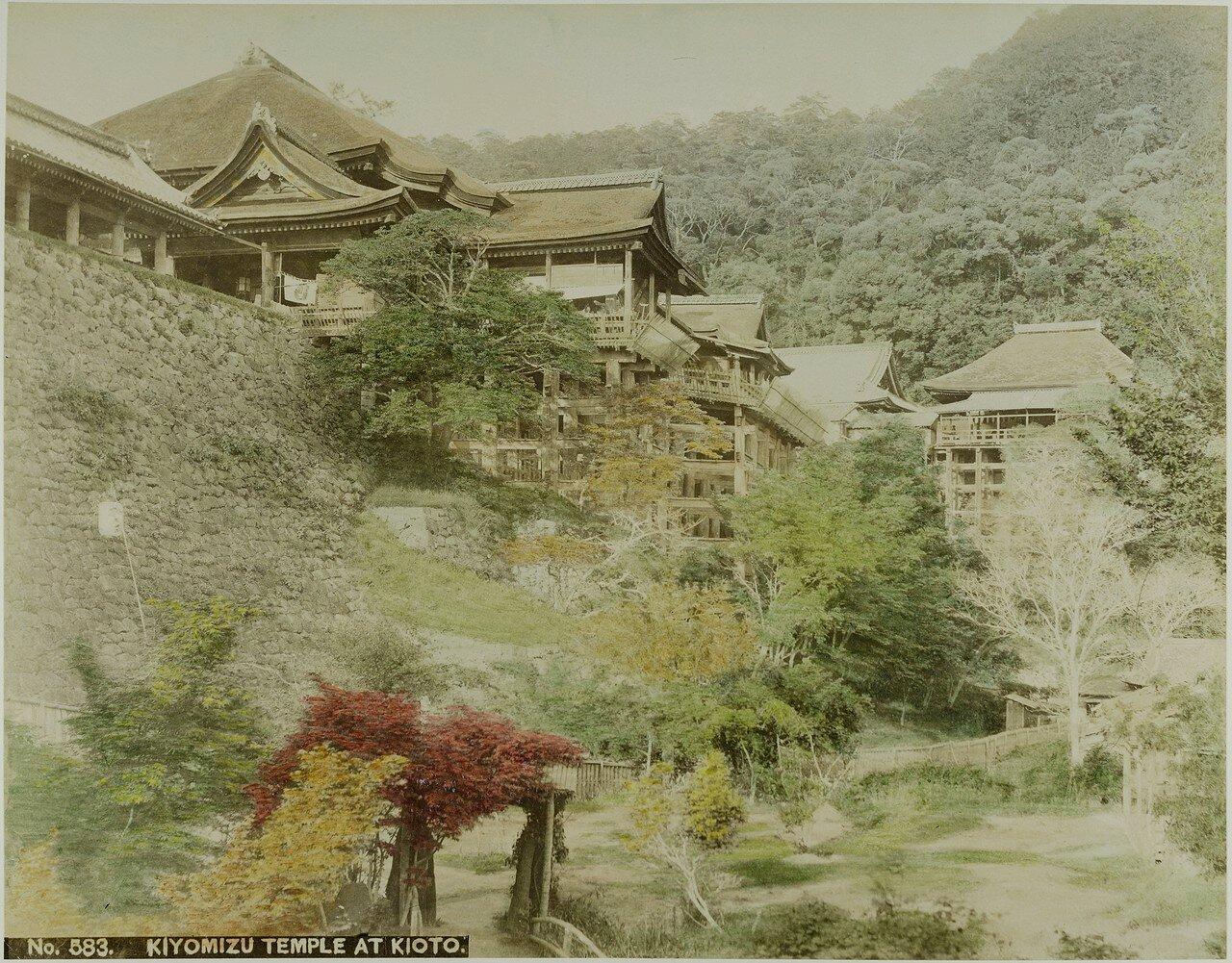 Киото. Киёмидзу-дэра