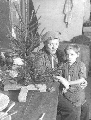 Weihnachten in Armut