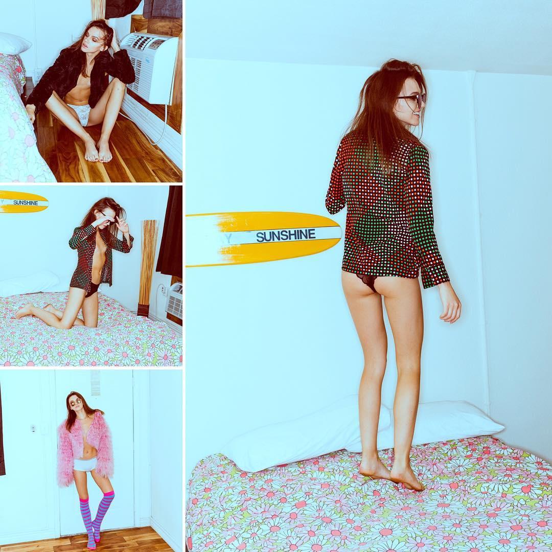 Красивые снимки девушек из Instagram Стива Вуосо
