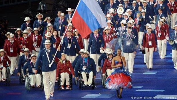 Добить лежачих: Сеть взбудоражил очередной удар по российским паралімпійцях, на очереди ЧМ-2018 по футболу