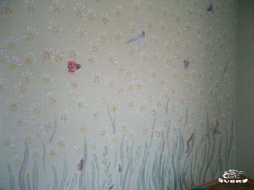 029. детская комната, интерьер