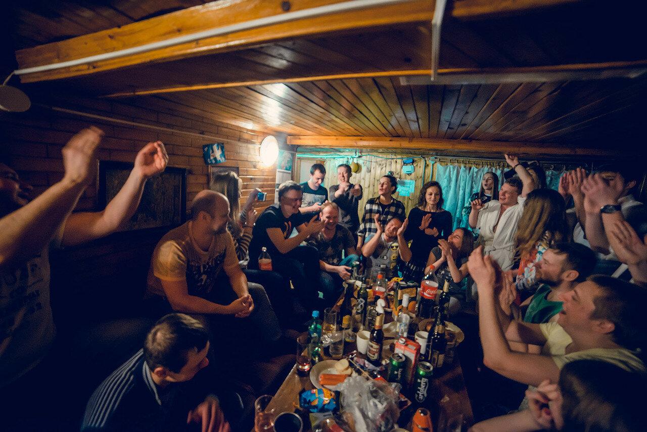 Горнолыжная вечеринка