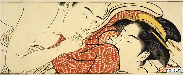 Эротический массаж гейши