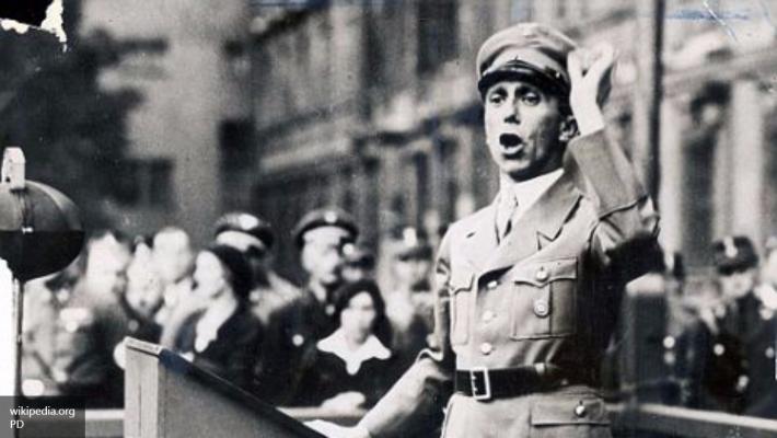 Секретарь Геббельса поведала  опьянках вбункере Гитлера