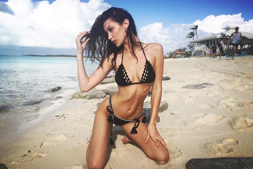 Сестренку Кардашьян признали лучшей моделью года