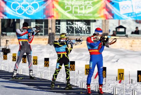 Французский биатлонист назвал победившего русского  спортсмена мошенником