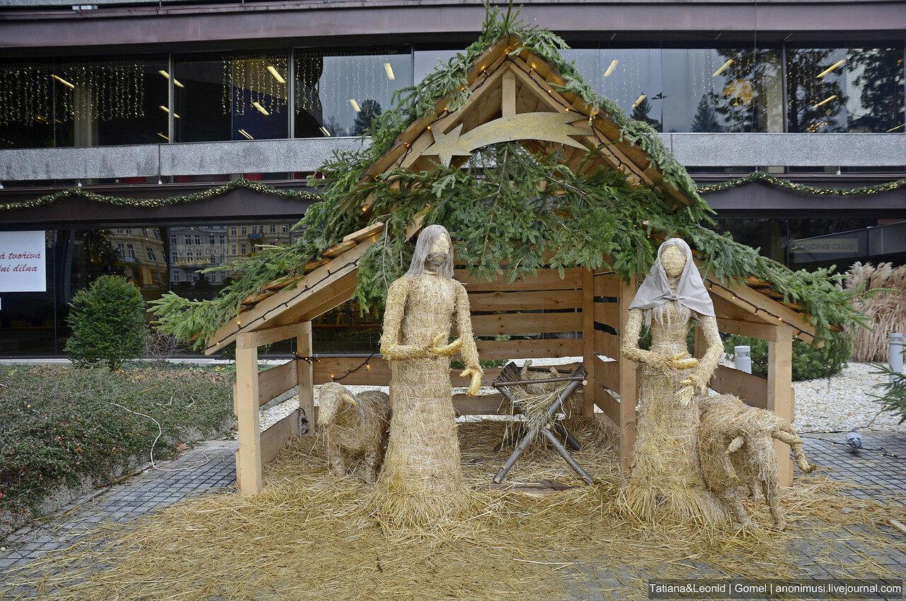 Рождество в Карловых Варах