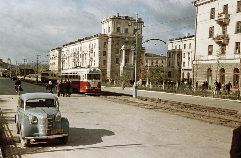 Нижний Тагил, 1954.