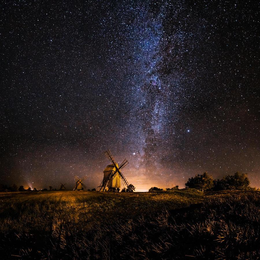 14.Восхождение галактики.
