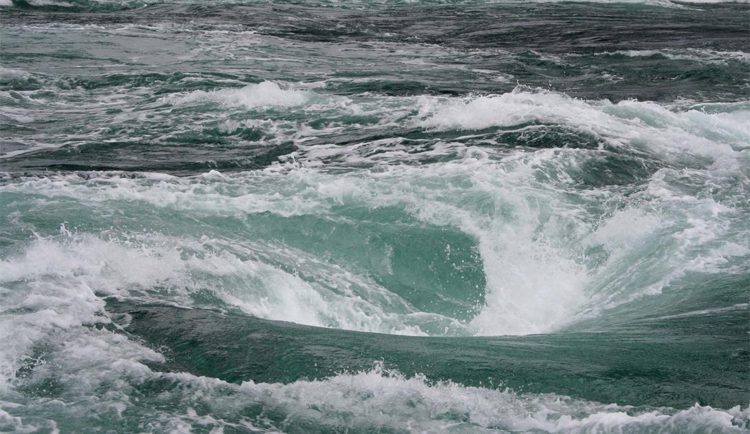 Москстраумен Тихий океан Эдгар По прославил этот водоворот в мистической повести