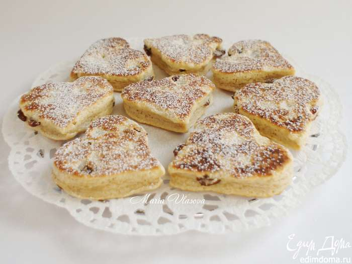 Ингредиенты  Базовый рецепт на 35-40 штук  Для валийских кейков:  500 гр самоподнимающ