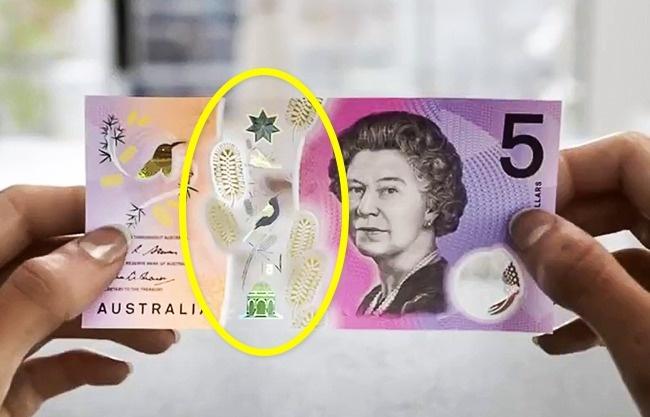 © RBAinfo / youtube.com  Споявлением полимерной бумаги стало возможным изготавливать банкноты