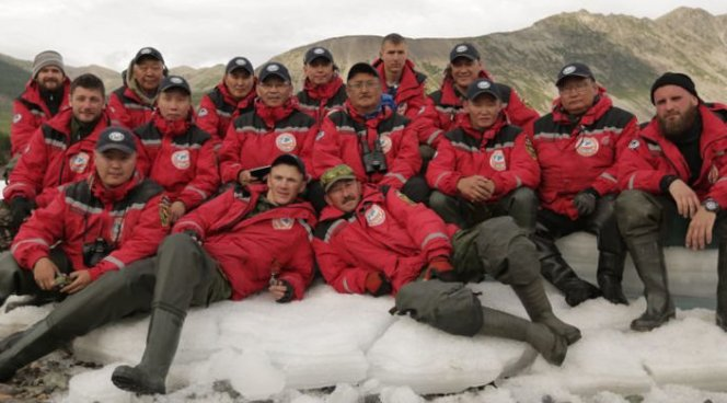 Члены экспедиции «Полюс холода соединяет океаны» прибыли вякутский поселок Чокурдах