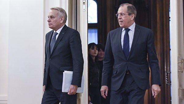 Лавров пожаловался Эйро на«диверсию» Украины вКрыму
