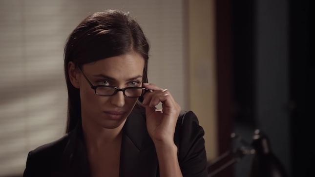 Ирина Шейк сыграла юриста в телесериале Cop Show