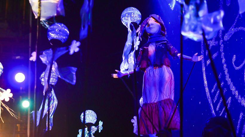 Куклы театра Образцова выйдут напарад