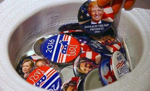 CBS: Трамп опередил Клинтон на млн. избирателей