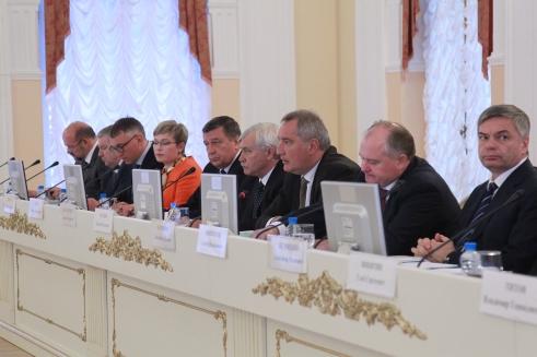 Рогозин анонсировал участие В.Путина вМеждународном арктическом пленуме