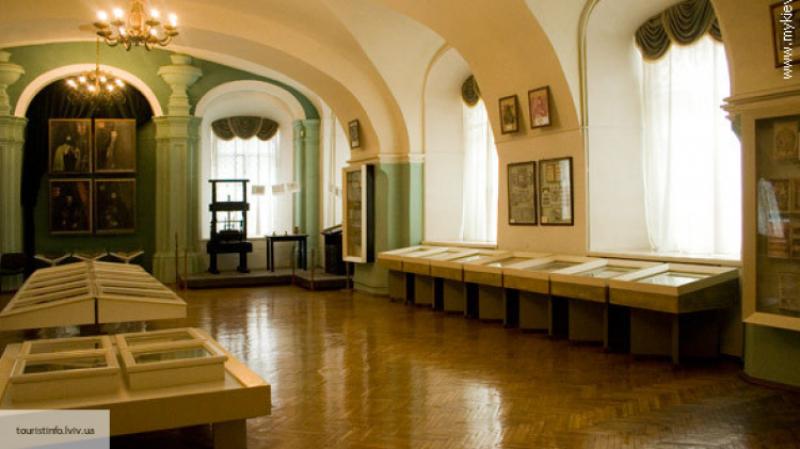 Изльвовской галереи пропали 95 старинных объявлений надесятки млн. долларов