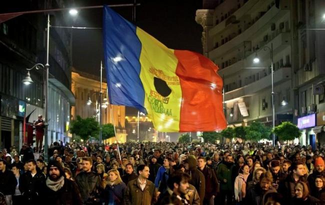 ВРумынии министр подал вотставку из-за масштабных протестов