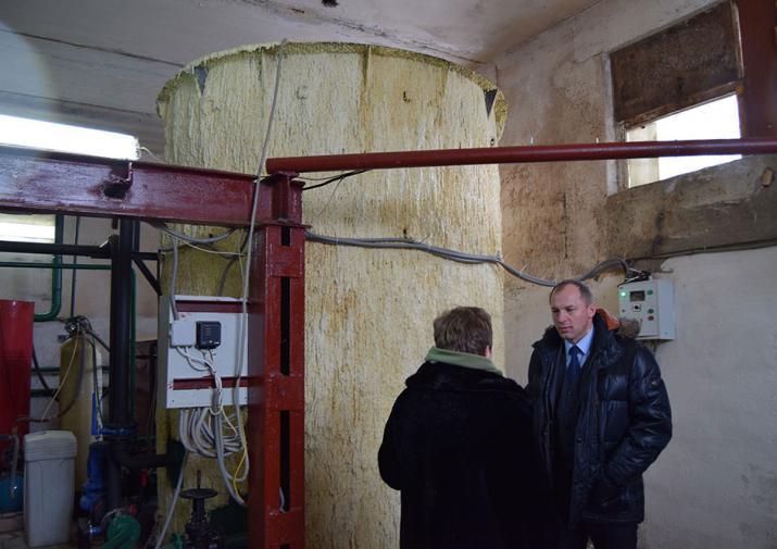 ВТульской области обвалилась крыша жилого дома
